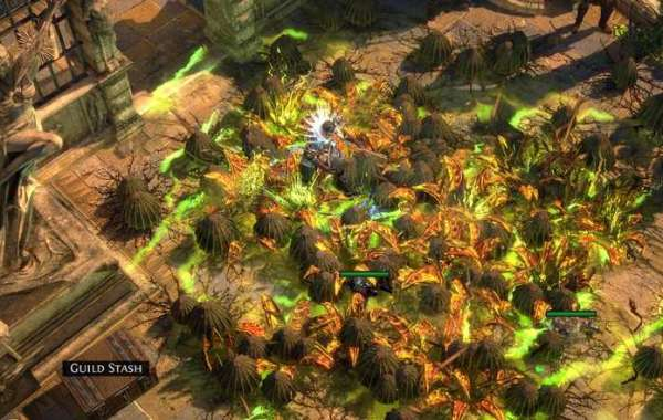 Path of Exile's development so far is worth remembering