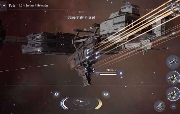 EVE Echoes is another form of EVE Online