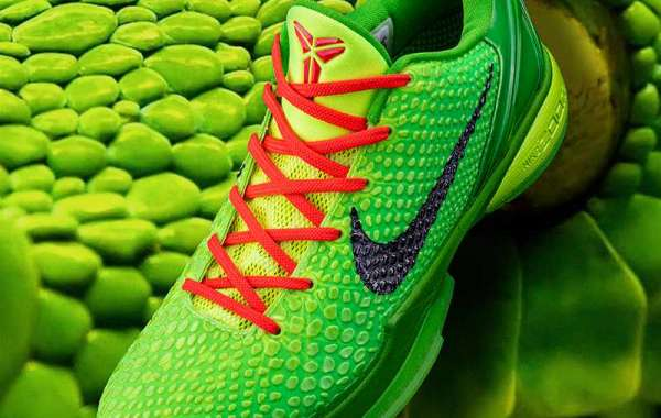 "Nike Kobe 6 Protro ""Grinch"" CW2190-300 Hot Sell,The Details Are Not Enlarged Enough To See"