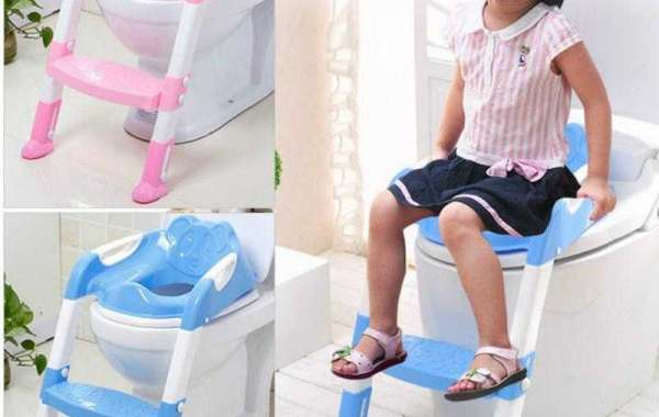 Best Potty Training Seats with ladder Available