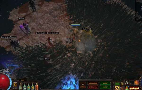 The correct way to find The Maven in Path of Exile