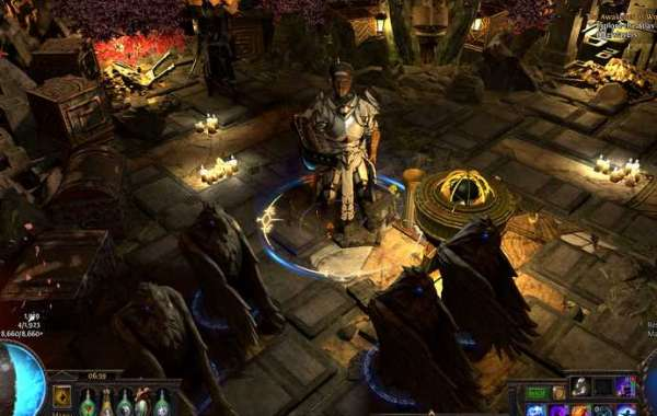 The booming momentum of Path of Exile impressed players very much