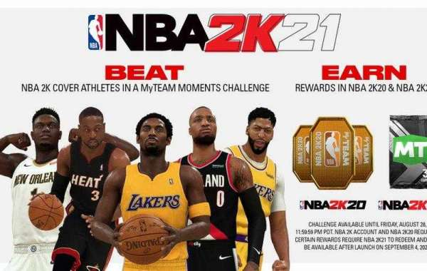 NBA 2K21 showed off the new players' key attributes