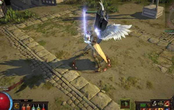 Why are the witches in Path of Exile popular with so many players