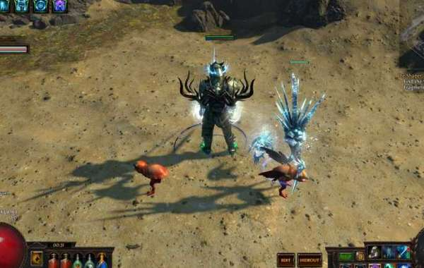 Overview of Strength/Intelligence Skill Gem in Path of Exile 3.14 Expansion