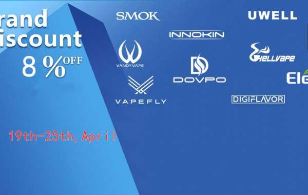 A good opportunity to buy e-cigarettes cheaply