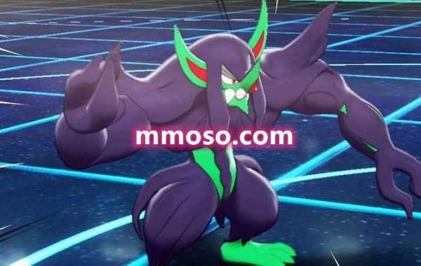 Pokemon Sword and Shield: Grimmsnarl
