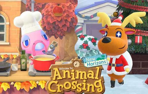 Animal Crossing: New Horizons designers took full advantage of the new design location