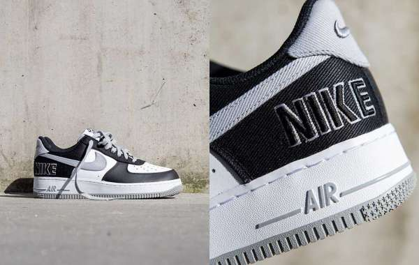 CT2301-001 Nike Air Force 1 LV8 EMB released on April 29
