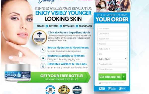 Luxe DewDrop Cream - Anti Aging Formula to Get Glowing Skin! Reviews