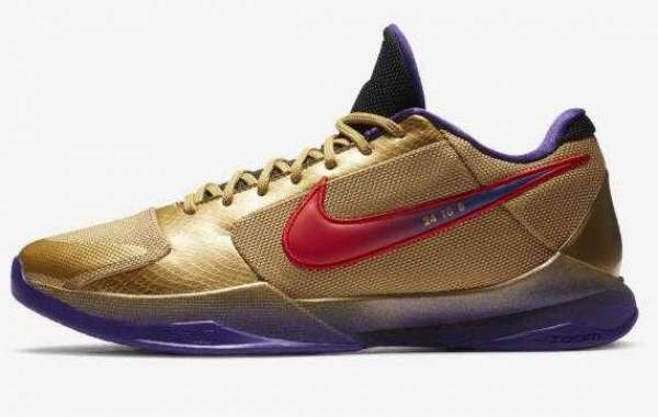 DA6809-700 Undefeated x Nike Kobe 5 Protro for Hot Sale 2021