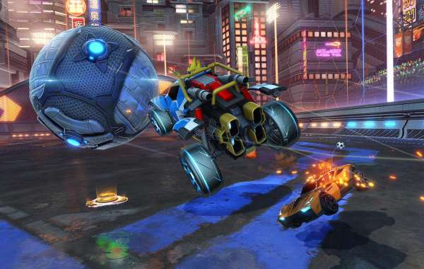 Buy Rocket League Credits or two between players