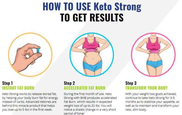 what is Keto Strong ?