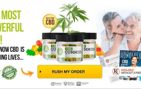 Kushly CBD Gummies Reviews