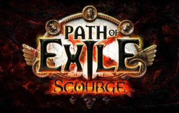 Path Of Exile 3.16 Scourge new unique item mageblood belt