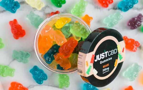 Green Otter CBD Gummies™ - 100% Effective Way