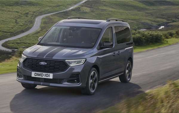 Ford unveiled the new Tourneo Connect